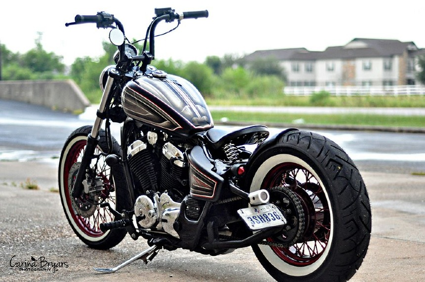 Honda Motorcycle Parts Houston