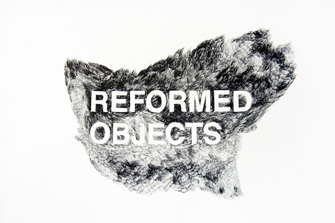 drawing%20title Reformed Objects by Adrien Petrucci in THISISPAPER MAGAZINE