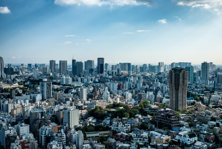 Azabu, Tokyo #